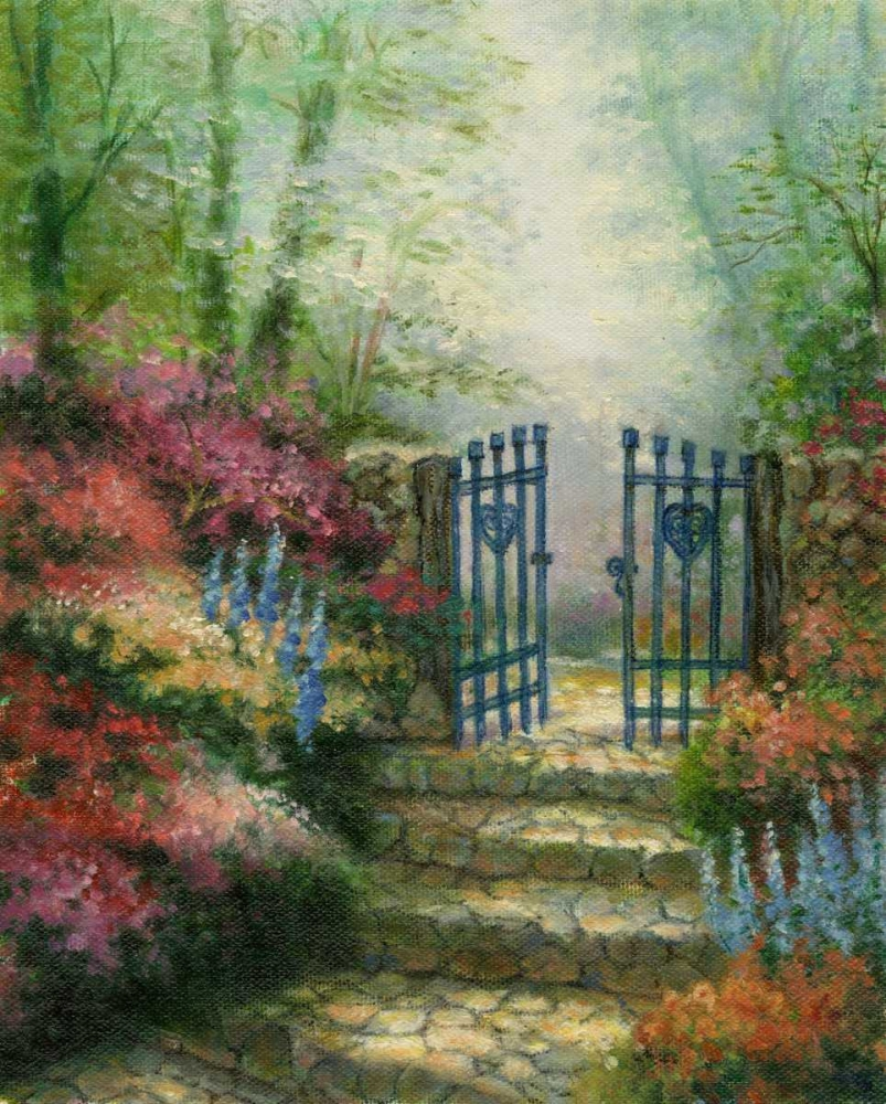 Garden Gateway Chin, Art 83009