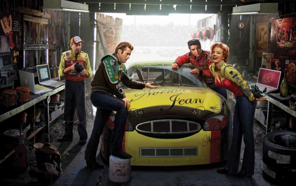 Eternal Speedway Consani, Chris 82998