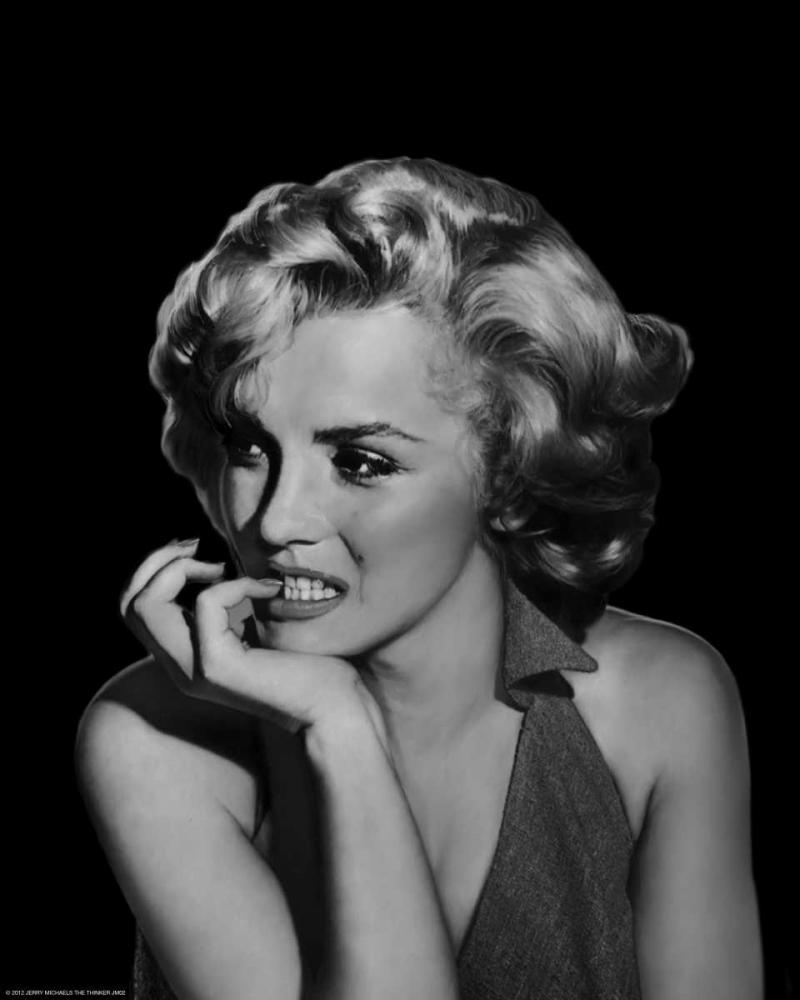 The Thinker - Marilyn Monroe Michael, Jerry 83022