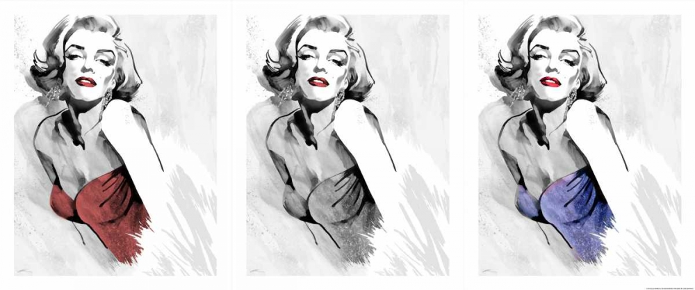 Three Faces Of Marilyn Rahim, Ellie 137442