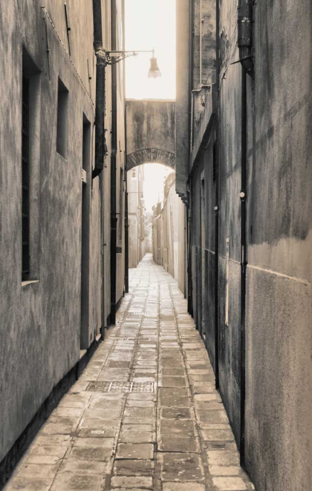Sized alley 1 Carlier, Dick 163418