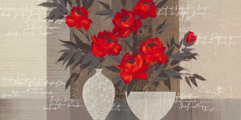 Crimson Beauty I Christina 137304