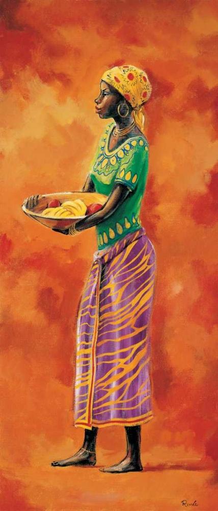 African lady 3-3 Renee 85326