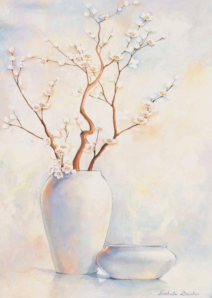 White vase II Boucher, Nathalie 85418