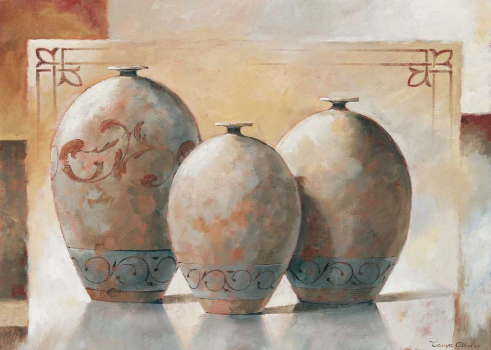 Vases III Alberto, Tanya 85458
