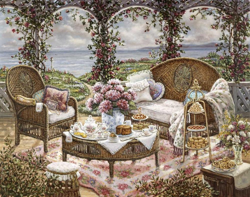 Afternoon Tea Kruskamp, Janet 94045