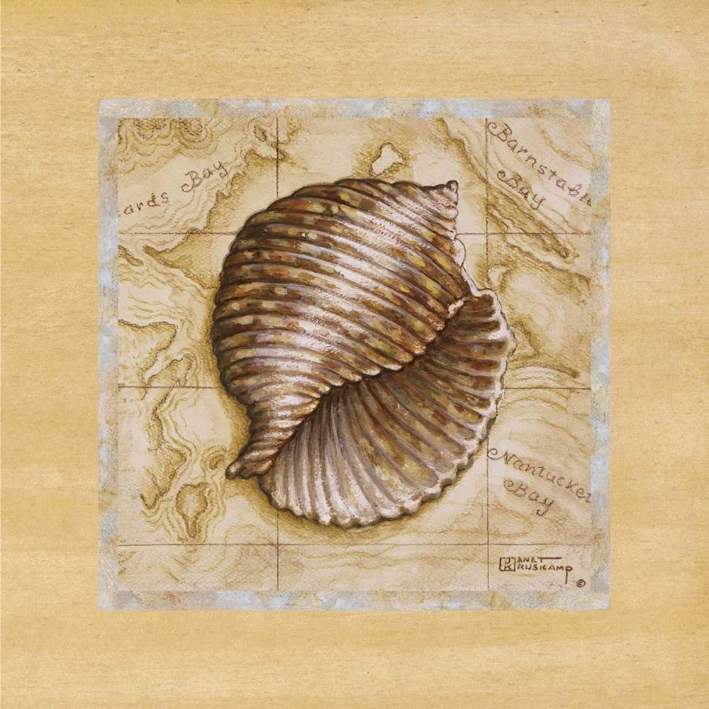 Sea Treasures I Kruskamp, Janet 94334