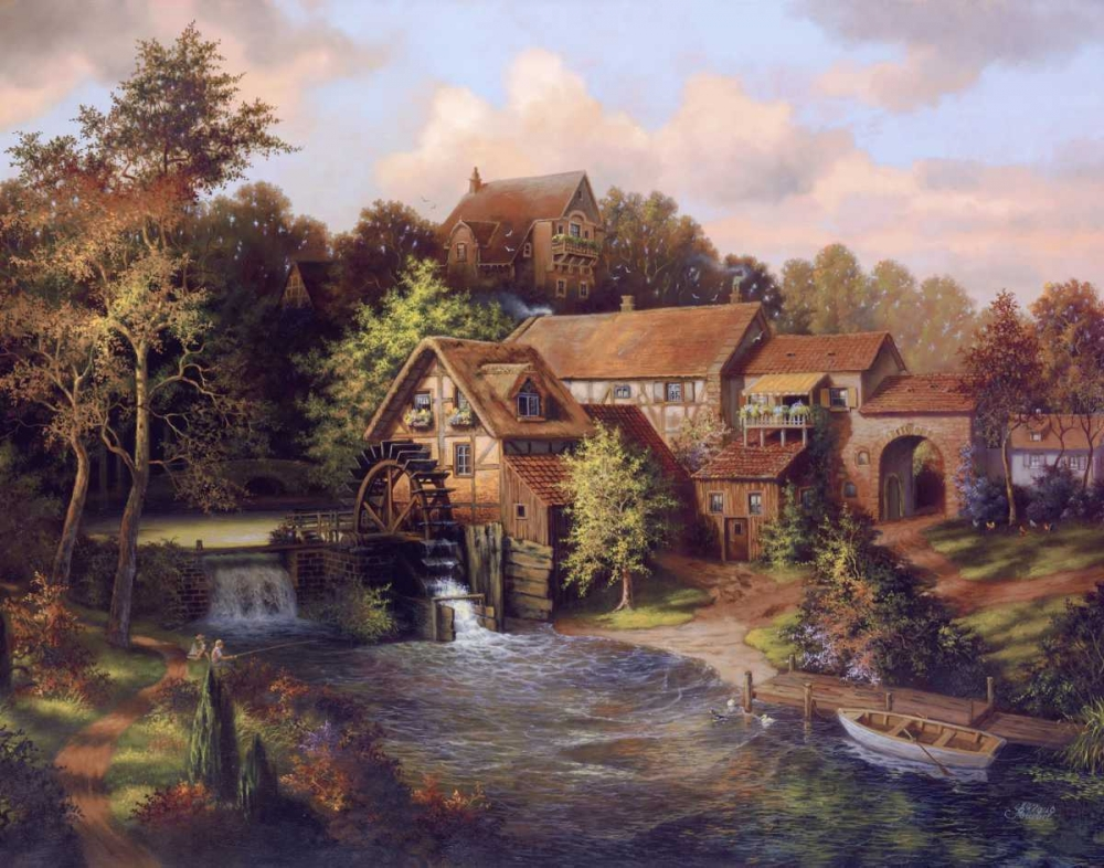 The Old Mill Strubel, Klaus 94340