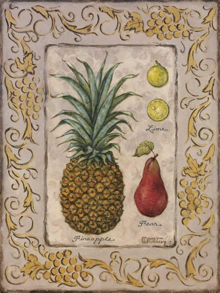 Tropical Fruit II Kruskamp, Janet 94341