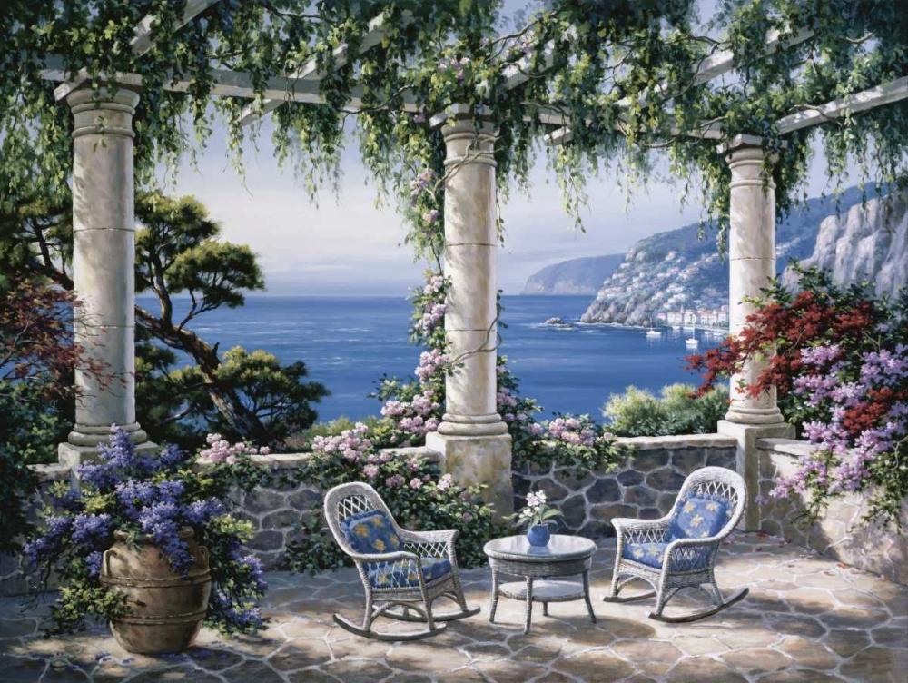 Mediterranean Terrace Kim, Sung 94349