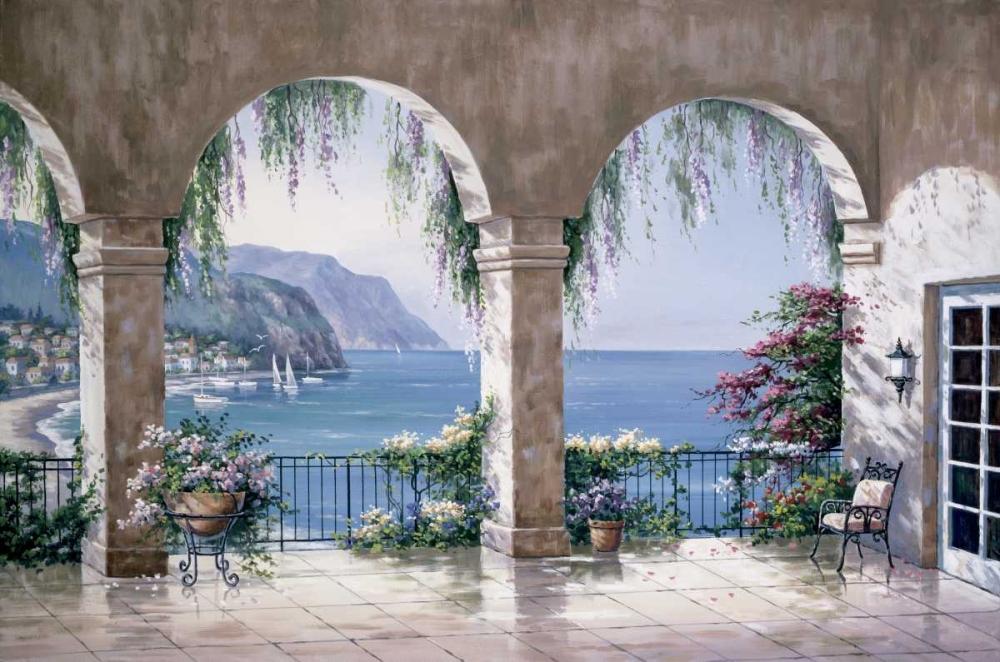 Mediterranean Arch Kim, Sung 94351