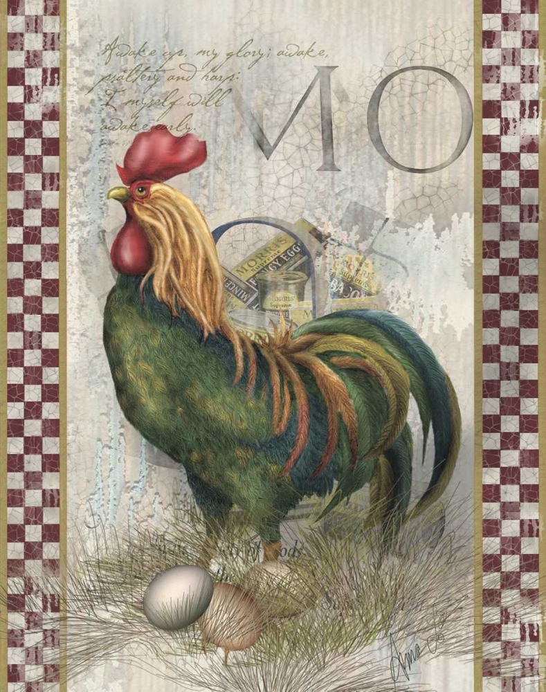 Green Pastures Rooster Lee, Alma 94369