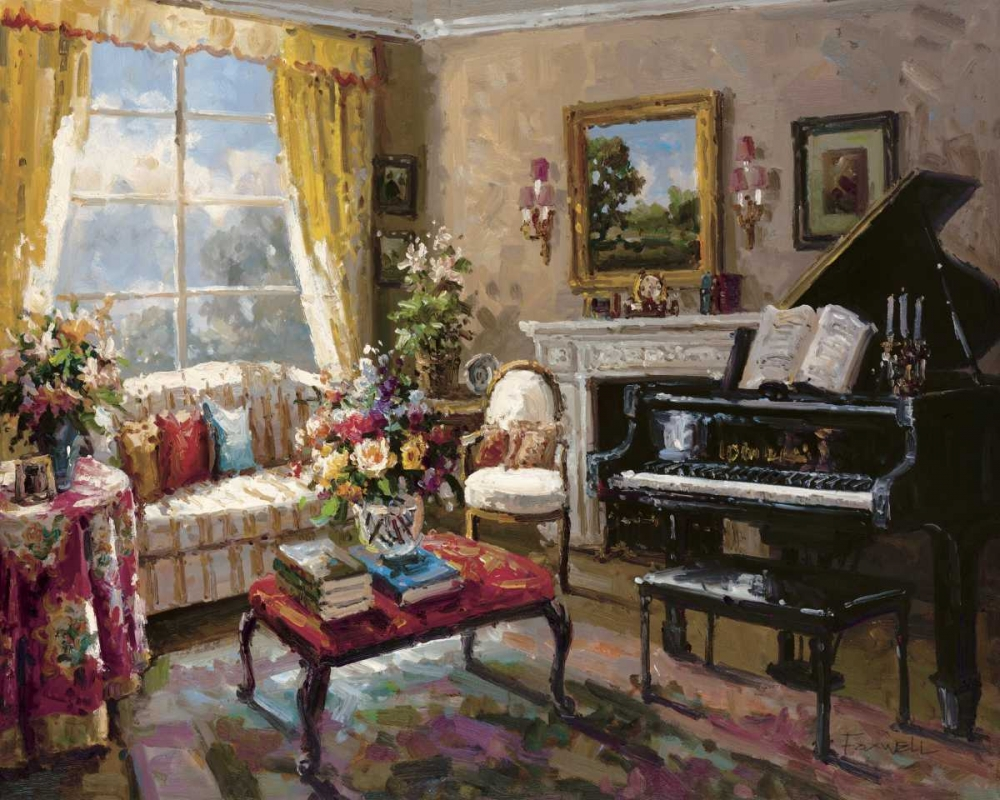 The Music Room Foxwell 94372