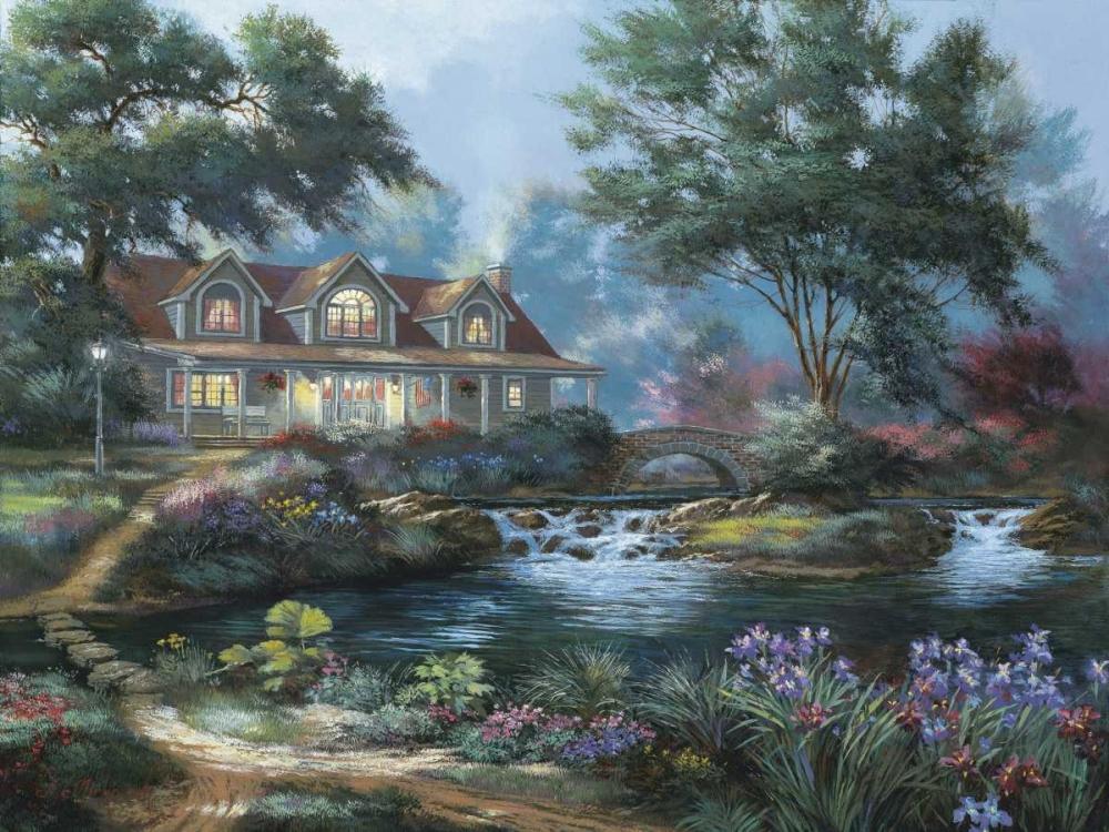 Garden Pond Mirkovich, N. 94415