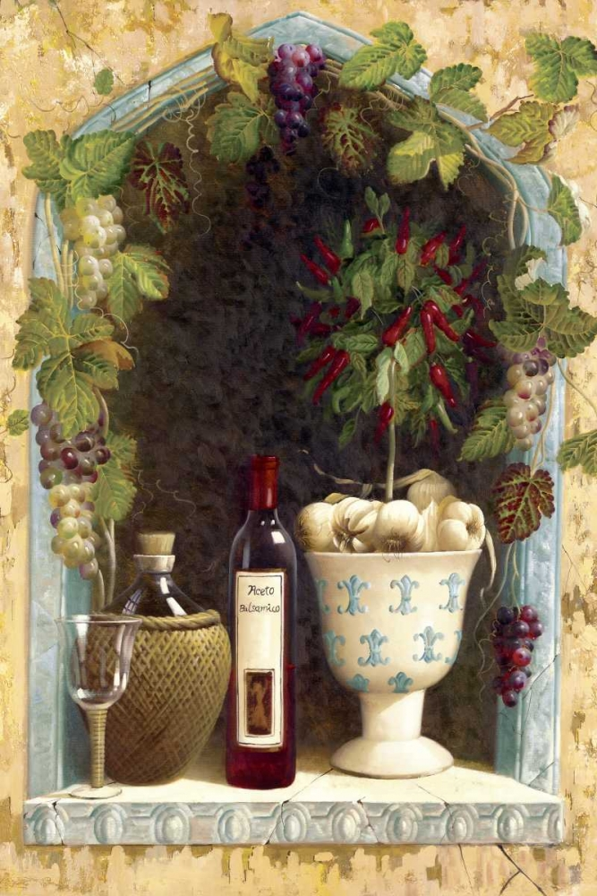 Olive Oil and Wine Arch I Welby 94435