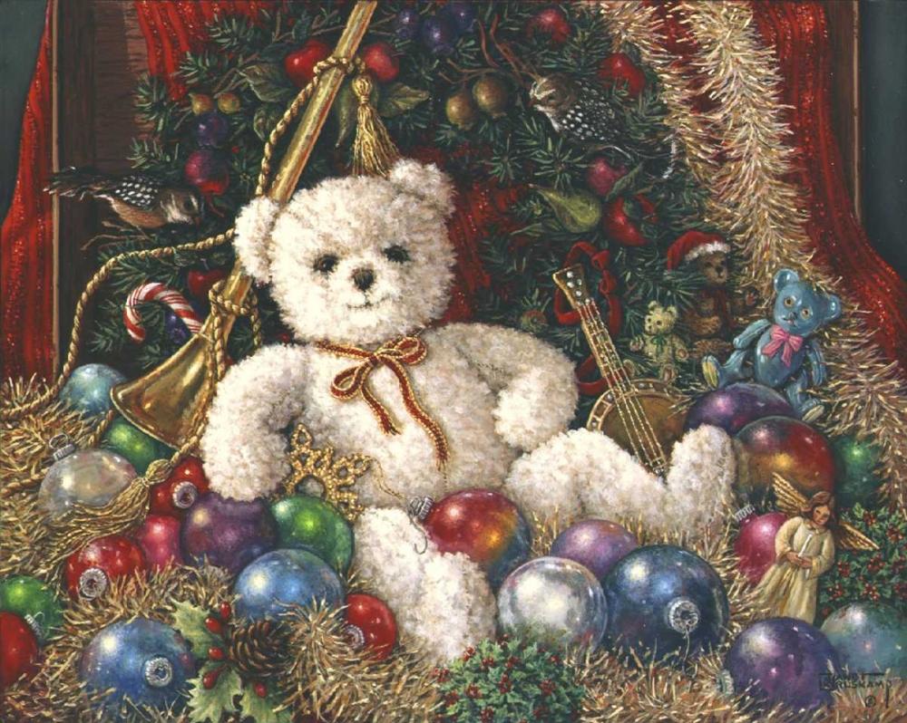 The Christmas Bear Kruskamp, Janet 94049