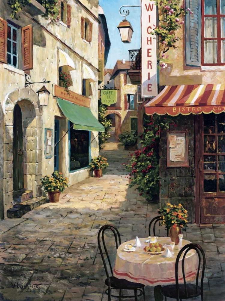 Cafe Le Flore Vladimir 94451