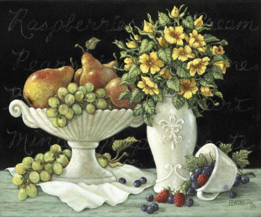 Wild Roses with Fruit Kruskamp, Janet 94481