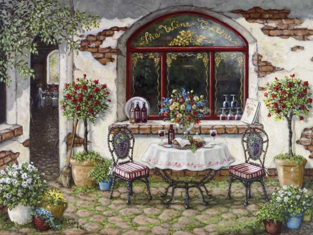 The Wine Cellar Kruskamp, Janet 94493