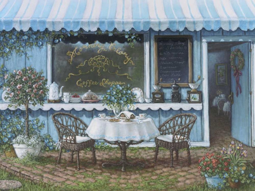 Morning Glory Coffee Shoppe Kruskamp, Janet 94494