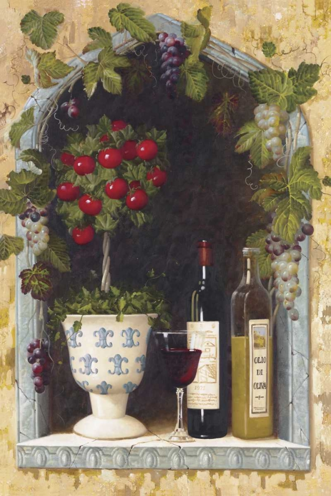 Olive Oil and Wine Arch II Welby 94519