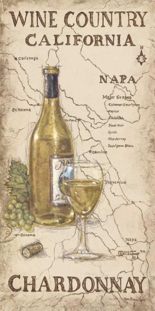 Wine Country I Kruskamp, Janet 94539