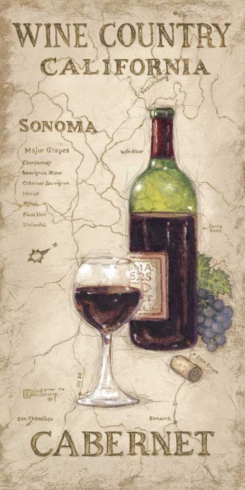 Wine Country II Kruskamp, Janet 94540