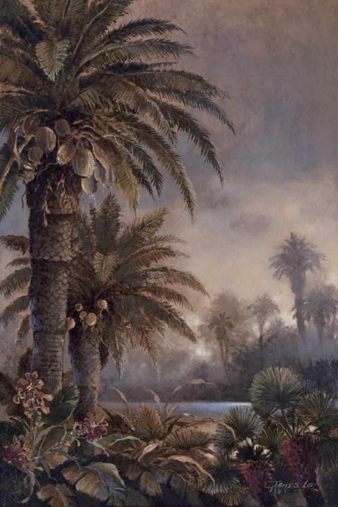 Misty Palms I Lee, James 94548