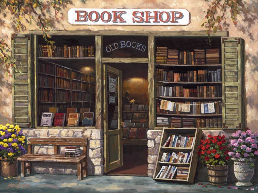 Book Shop Kim, Sung 94562