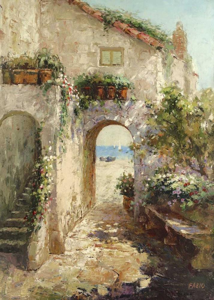 Bernazza Arch Fabio 94577