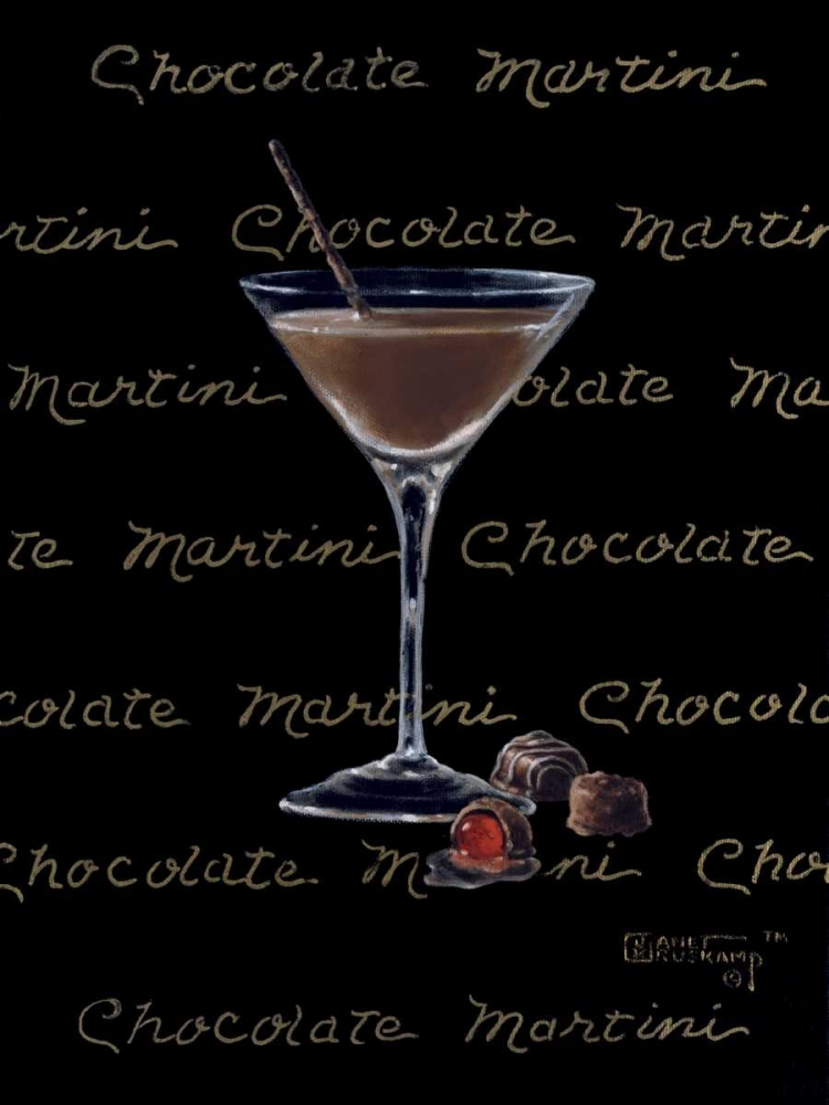 Chocolate Martini Kruskamp, Janet 94596
