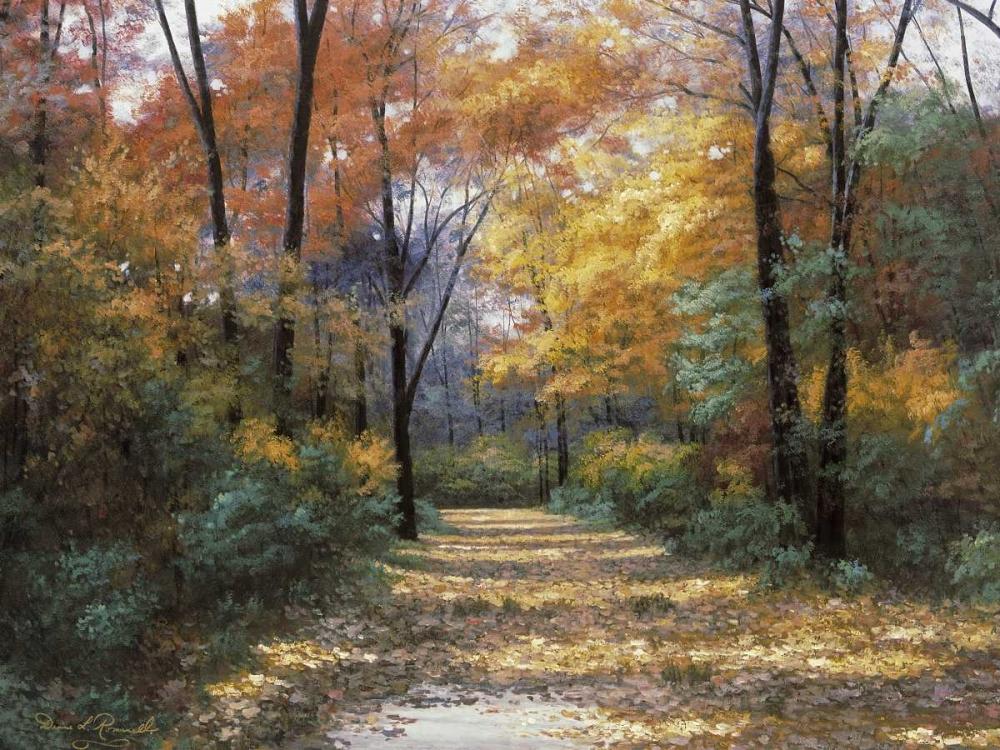 Autumn Road Romanello, Diane 94616