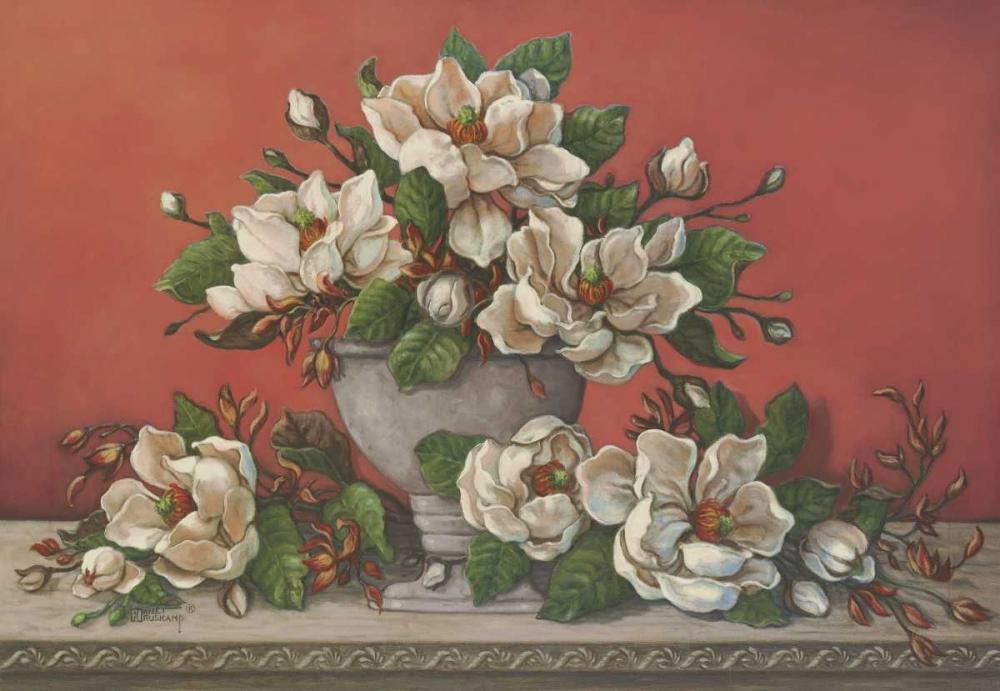 Classical Magnolia II Kruskamp, Janet 94657