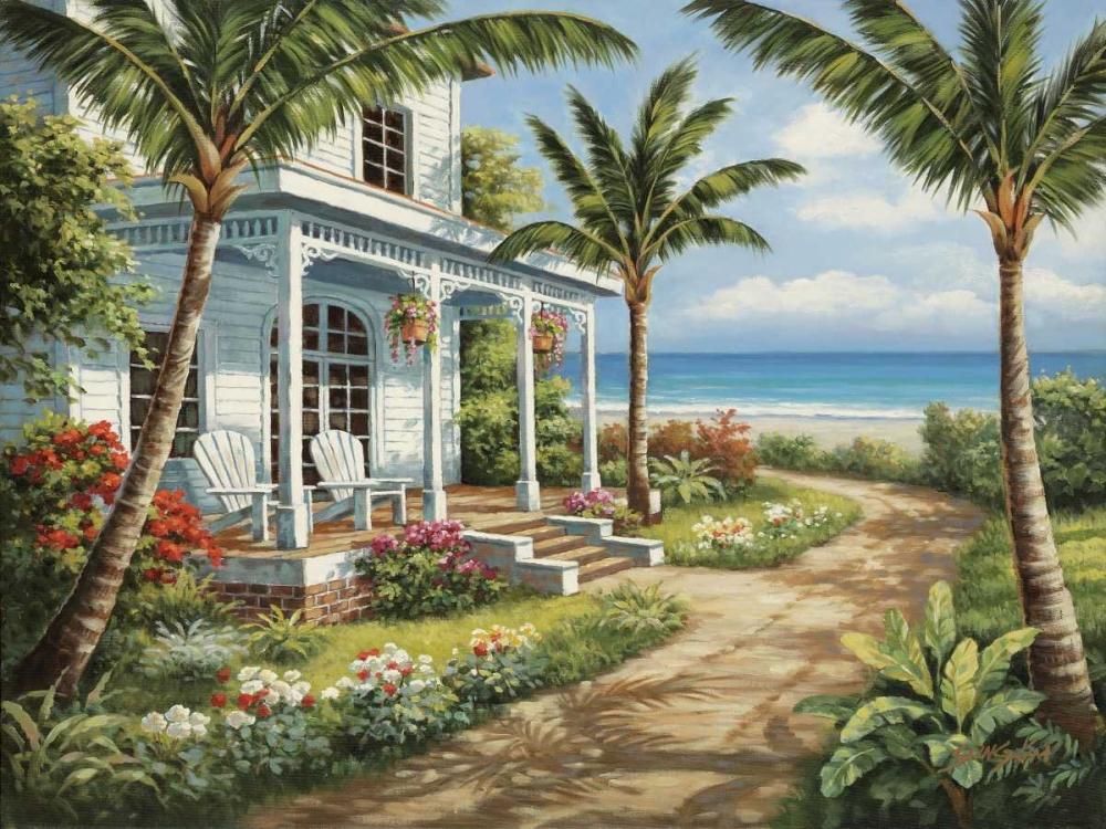 Summer House I Kim, Sung 94671