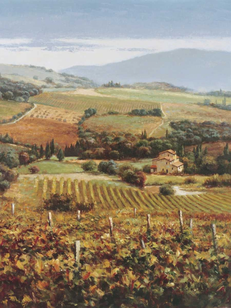 Golden Vineyard I Ahn, Seung Koo 94772