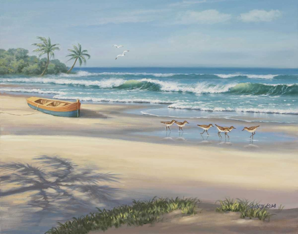 Sandpiper March I Kim, Sung 94774