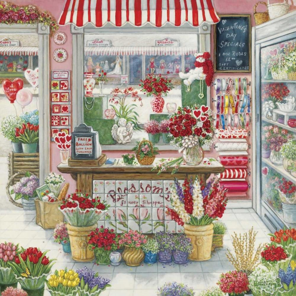 Blossoms Flower Shoppe Kruskamp, Janet 94797