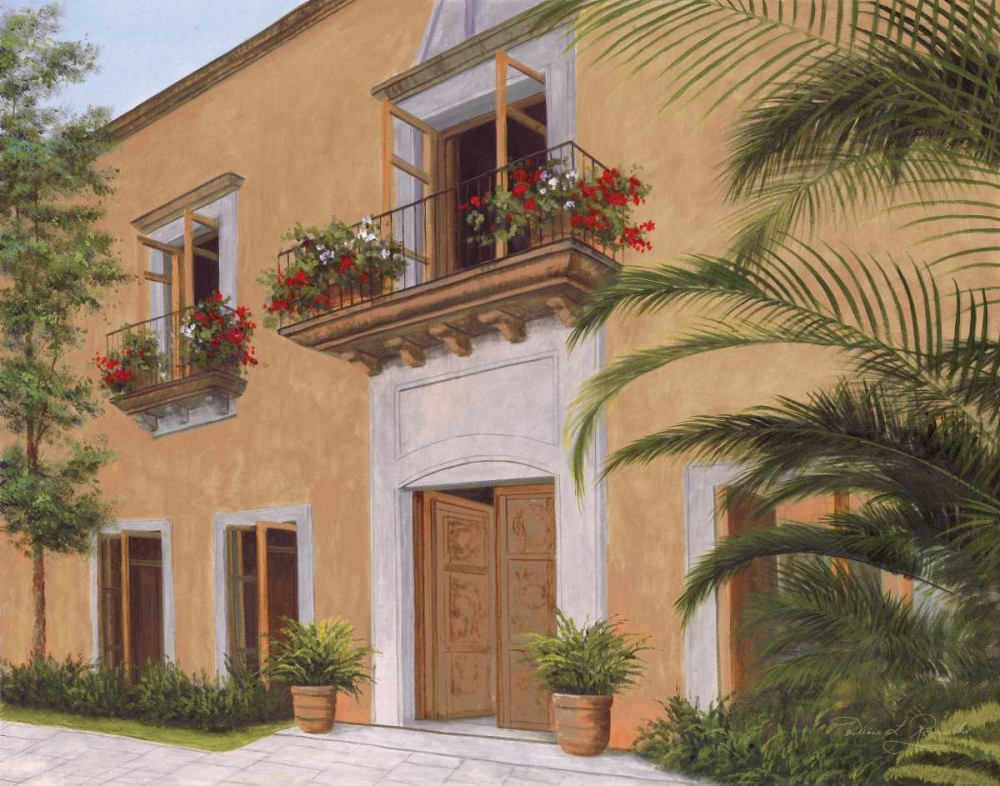 Tuscan Walkway Romanello, Diane 94827