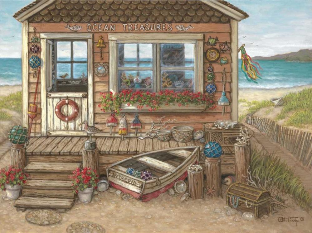 Ocean Treasures Kruskamp, Janet 94845