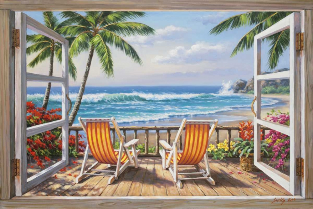 Tropical Terrace for Two Kim, Sung 94901