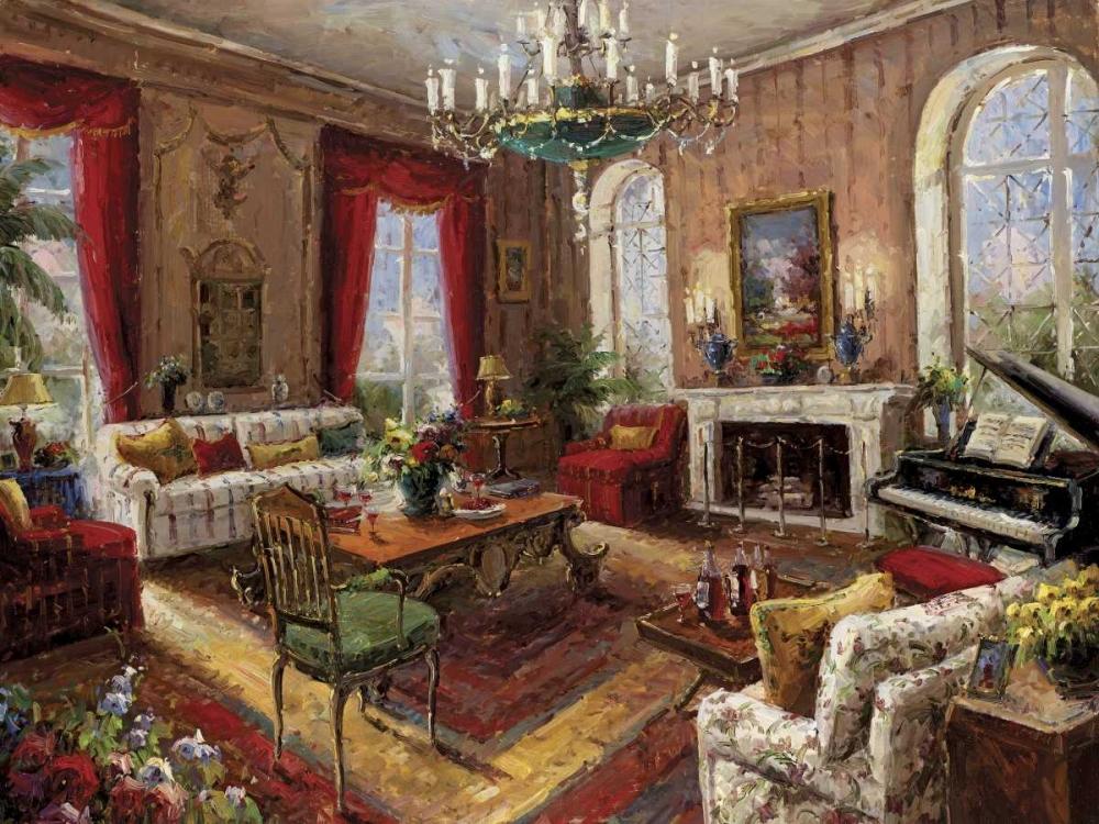 Classic Salon I Foxwell 94920