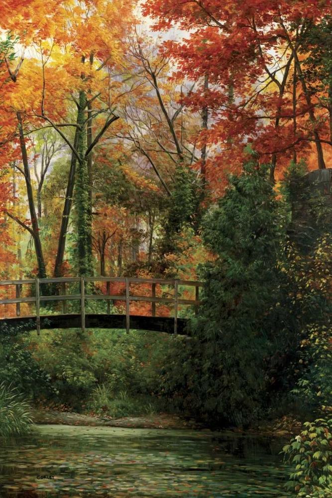 Giverny Bridge Hood 94937