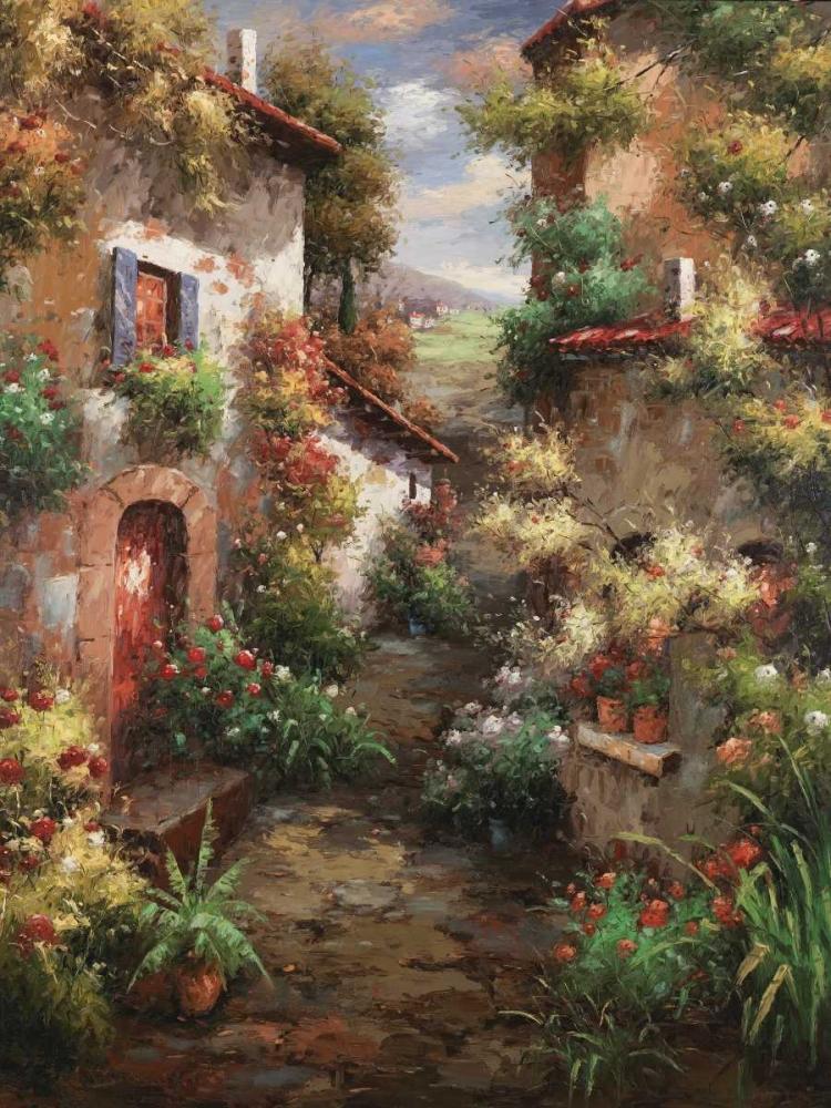 Courtyard Garden Mauro 94940