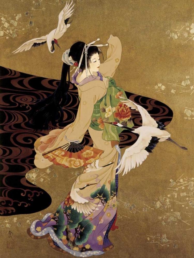 Dance of the Cranes Morita, Haruyo 93658