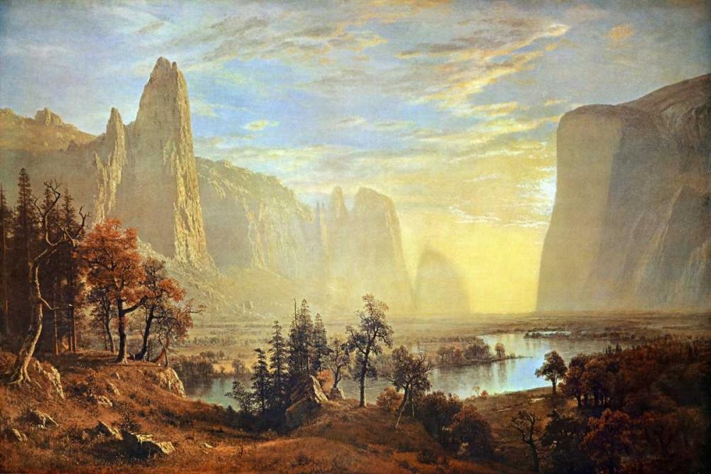 Yosemite Valley Bierstadt, Albert 93514