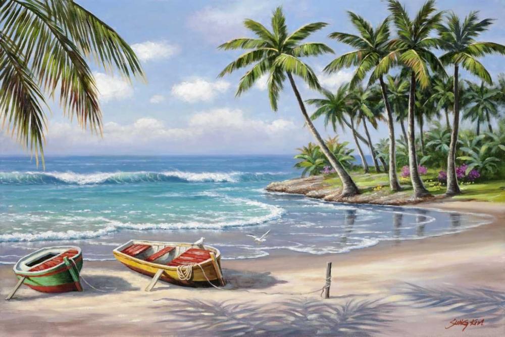 Tropical Bay Kim, Sung 95082