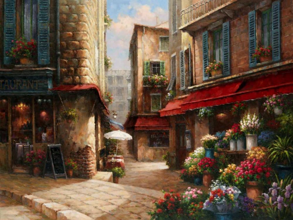 Flower Market Lane Chang, Han 95086