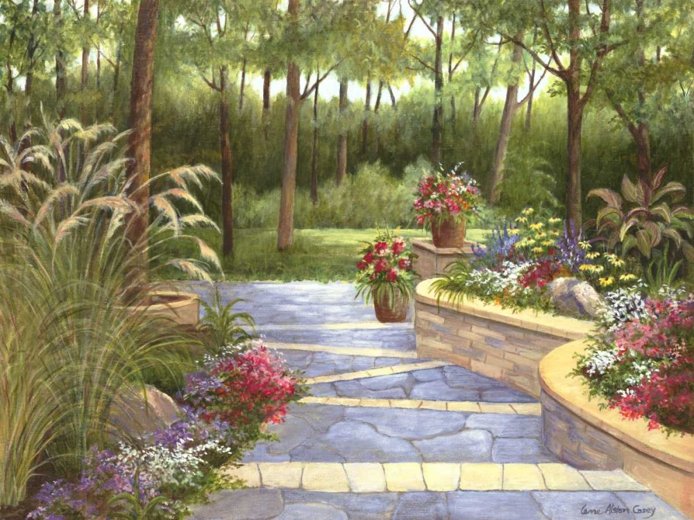 Garden Terrace Casey, Lene Alston 95116