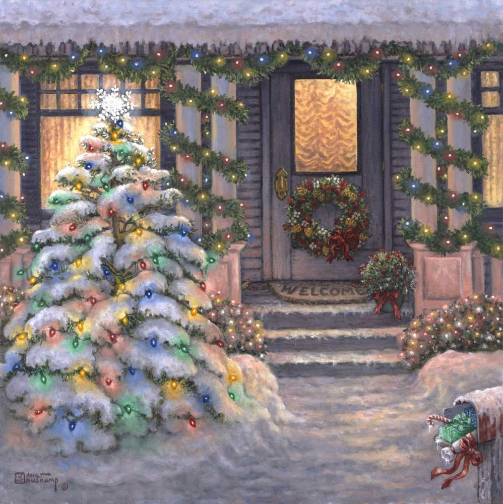 Welcome to Christmas Kruskamp, Janet 95133