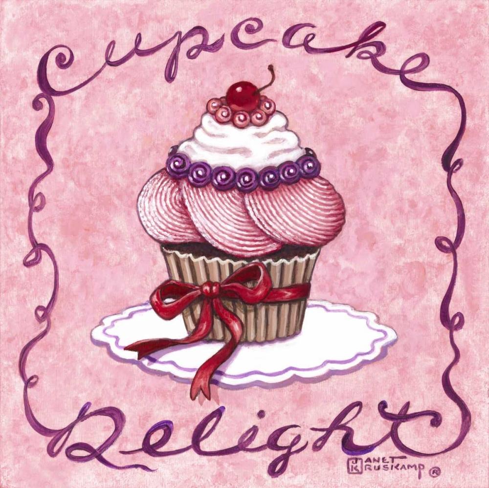 Cupcake Delight Kruskamp, Janet 95135